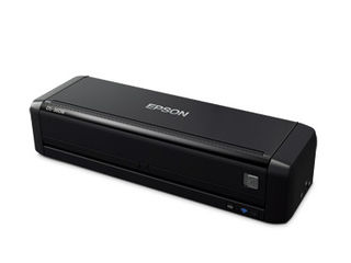 EPSON/エプソン A4コンパクトシートフィードスキャナー/両面同時読取/A4片面25枚/分(200/300dpi)/Wi-Fi対応モデル DS-360W