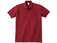 TOMS/トムス T/Cポロシャツ(ポケット付)10011201の画像