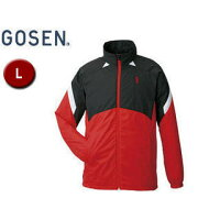 GOSEN/ゴーセン Y1608 ウィンドウォーマージャケット 【L】 (レッド)の画像