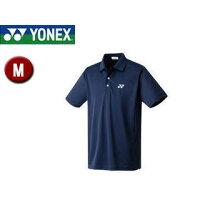 YONEX/ヨネックス 10300-19 UNIポロシャツ (スタンダードサイズ) 【M】 (ネイビーブルー)の画像