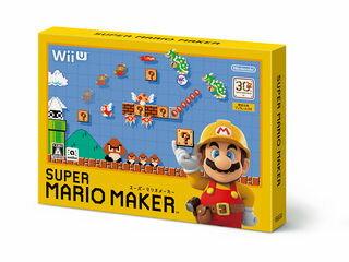 スーパーマリオメーカー(通常版)【WiiU】※画像は初回限定版の画像となります