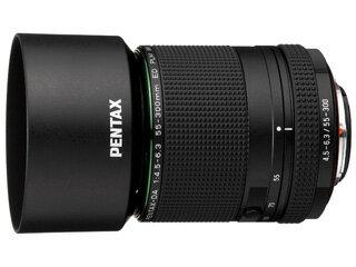 PENTAX HD DA 55-300mm F4.5-6.3ED PLM WR RE