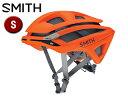 【nightsale】 Smith Optics/スミス OVERTAKE バイクヘルメット (MATTE NEON ORANGE) 【Sサイズ:51〜55cm】 【当社取扱いのスミス商品はすべて日本正規代理店取扱品です】