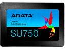 ショッピングキャッシング ADATA/エーデータ 【納期2月中旬】3D TLC NAND 2.5インチ SLCキャッシュ採用 SSD 256GB ASU750SS-256GT-C