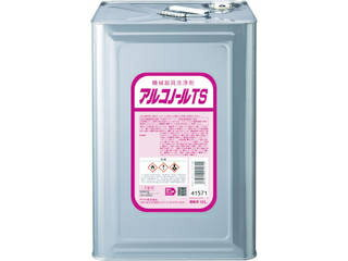 SARAYA/サラヤ 機械器具洗浄剤 アルコノールTS 16L 41571