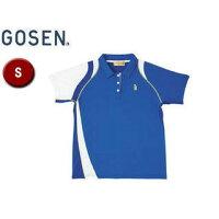 GOSEN/ゴーセン T1309 レディース ゲームシャツ 【S】 (ブルー)の画像