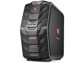 Acer/エイサー ゲーミングPC Predator(プレデター) G6 AG6710-H76K/G