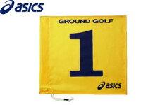 asics/アシックス GGG067-04 旗両面1色タイプ【6】 (イエロー)の画像