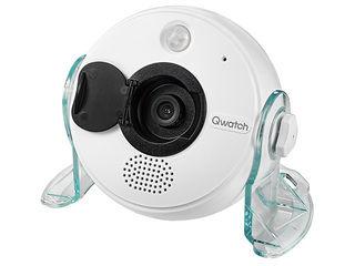 I・O DATA/アイ・オー・データ 高画質 無線LAN対応ネットワークカメラ Qwatch(クウォッチ) TS-WRLP ※4GB microSDカード付き 【ペット監視や防犯カメラにもおすすめ】