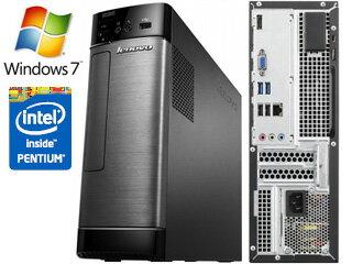 Lenovo/レノボ デスクトップPC Hシリーズ Lenovo H530s 57320178 ブラック&シルバーグレー