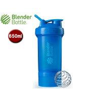 Blender Bottle/ブレンダーボトル BBPSE22-FCCYN Blender Bottle ProStack 22オンス 【650ml】 (フルカラーシアン)の画像