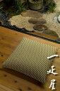 矢絣(抹茶)座布団カバー 59×63cm ※八端判 05P03Dec16