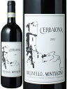 【送料無料】ブルネッロ・ディ・モンタルチーノ  [2011] チェルバイオーナ <赤> <ワイン/イタリア>