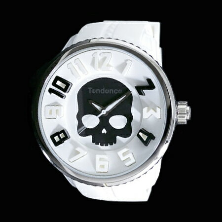 ハイドロゲン コラボモデル ラウンドガリバー ユニセックス 腕時計 スカル