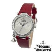 【送料無料】 Vivienne Westwood ヴィヴィアンウエストウッド ヴィヴィアン ウエストウッド レディース 腕時計 時計 ビビアン Orb オーブ VV006SLRD 【あす楽対応】【RCP】【プレゼント】0824楽天カード分割
