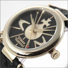 VivienneWestwoodヴィヴィアンウエストウッドレディース腕時計時計とけいビビアンVV006BKGD