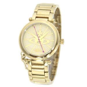 【送料無料】 Vivienne Westwood ヴィヴィアン ウエストウッド レディース 腕時計 時計 ビビアン VV006KGD ヴィヴィアン・ウエストウッド 【あす楽対応】【RCP】【プレゼント】【ブランド】【セール】