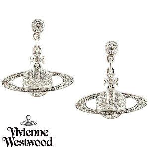 VivienneWestwood/ヴィヴィアンウエストウッドピアスMINIBASRELIEFDROPEARRINGS1216-01-02