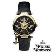【送料無料】 Vivienne Westwood ヴィヴィアンウエストウッド ヴィヴィアン ウエストウッド レディース 腕時計 時計 とけい ビビアン オーブ VV006BKGD 【あす楽対応】【RCP】【プレゼント】【セール】