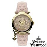 【レビューを書いて】 Vivienne Westwood ヴィヴィアン ウエストウッド レディース 腕時計 時計 ビビアン オーブ VV006PKPK ピンク ヴィヴィアン・ウエス