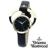 【送料無料】 Vivienne Westwood ヴィヴィアン ウエストウッド レディース 腕時計 時計 ビビアン VV082BKBK ゴールド×ブラック ヴィヴィアン・ウエストウッド【あす楽対応】【RCP】【プレゼント】0824楽天カード分割
