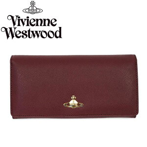 VivienneWestwoodヴィヴィアンウエストウッド長財布1032SAFFIANOBORDEAUX322556