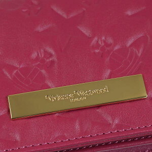 VivienneWestwoodヴィヴィアンウエストウッド長財布1032STAR&ORBFUXIA481802