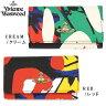 Vivienne Westwood ヴィヴィアン ウエストウッド キーケース キーホルダー 32736 LOGOMANIA RED / CREAM ビビアン 2015春夏新作 【あす楽対応】【RCP】【プレゼント】