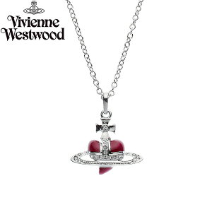 VivienneWestwood/���������������ȥ��åɥ������ͥå��쥹/�ڥ�����DiamanteHeartRD/�ǥ����ޥ�ƥϡ���0668-01-15