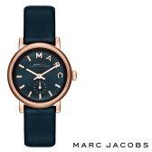 【送料無料】 マークバイ MARC BY MARC JACOBS マークバイマークジェイコブス レディース 腕時計 MBM1331 時計 Baker ベイカー ネイビー×ローズゴールド 【あす楽対応】【RCP】【プレゼント】【セール】