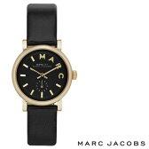マークバイ MARC BY MARC JACOBS マークバイマークジェイコブス レディース 腕時計 MBM1273 時計 Baker ベイカー ブラック×ゴールド 【あす楽対応】【RCP】【プレゼント】
