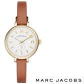 【送料無料】 MARC BY MARC JACOBS マークバイマークジェイコブス レディース 腕時計 MBM1351 時計 Sally サリー ゴールド×ブラウン【あす楽対応】【RCP】【プレゼント】【商品入れ替えのため大特価】【セール】