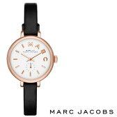 【送料無料】 MARC BY MARC JACOBS マークバイマークジェイコブス レディース 腕時計 MBM1352 時計 Sally サリー ピンクゴールド×ブラック 【あす楽対応】【RCP】【プレゼント】【セール】