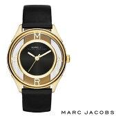 【送料無料】 マークバイ MARC BY MARC JACOBS マークバイマークジェイコブス レディース 腕時計 ティザー Tether MBM1376 ブラック×ゴールド マークジェイコブス 時計 【あす楽対応】【RCP】【プレゼント】【セール】