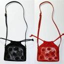 2016秋冬新作 Vivienne Westwood ヴィヴィアン ウエストウッド バッグ ショルダーバッグ かばん 鞄 ビビアン 7187 DEVON BLACK RED ヴィヴィアン・ウエストウッド