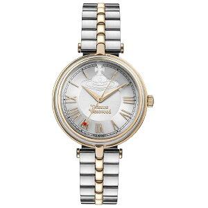 【送料無料】Vivienne Westwood ヴィヴィアン ウエストウッド レディース 腕時計 時計 ビビアン VV168RSSL シルバー×ローズゴールド ヴィヴィアン・ウエストウッド 【あす楽対応】【RCP】【プレゼント】【ブランド】【セール】