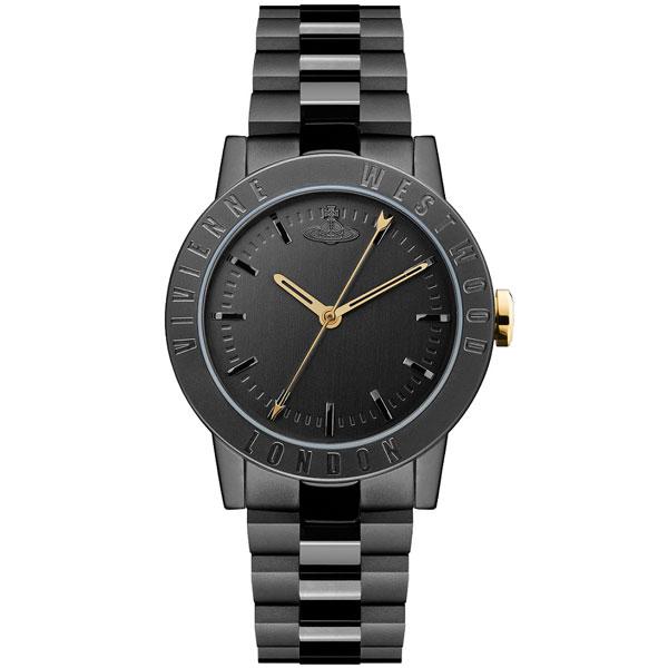 【送料無料】Vivienne Westwood ヴィヴィアン ウエストウッド レディース 腕時計 時計 VV213BKBK Warwick ワーウィック オールブラック とけい ビビアン【あす楽対応】【RCP】【プレゼント】【ブランド】【ラッキーシール対応】【セール】