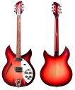 Rickenbacker Model-330:FG (ファイヤーグロ−) リッケンバッカー エレキギター