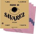 SAVAREZ 520R ピンクラベル を 4set サバレス クラシックギター弦