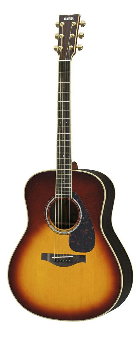 YAMAHA LL6 ARE BS:ブラウンサンバースト ヤマハ フォークギター