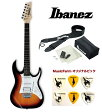 Ibanez GRX40 TFB (Tri Fade Burst) アイバニーズ エレキギター アクセサリーキット+オリジナルピックセット