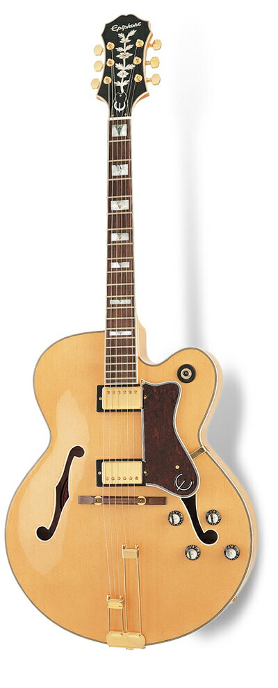 Epiphone Broadway NA (Natural) ETBWNAGH1 エピフォン ブロードウェイ フルアコ 【店頭在庫品 1台限り】