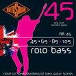 RotoSound (ロトサウンド) RB45 ベース弦 ロングスケール を 2セット