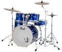 Pearl EXX Covering シンバル付ドラムフルセット (スタンダードサイズ) EXX725S/C #717High Voltage Blue