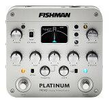 【レビューを書いて】Fishman Platinum Pro EQ [並行輸入品][直輸入品]【フィッシュマン】【PRO-PLT-201】【PRO EQ】【プリアンプ】【新品】【RCP】