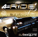 艺人名: D - DJ DEEQUITE / 4YO RIDE VOL.12