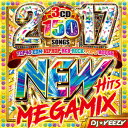 Artist Name: Y - DJ★YEEZY / 2017 NEW HITS MEGAMIX
