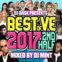 乐天商城 - DJ MINT / DJ DASK PRESENTS BEST OF VE 2017 2ND HALF