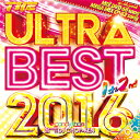 DJ CHOP-KEN / CANDY SHOP VOL.95-THE ULTRA BEST 2016 1ST&2ND-