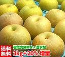 ハイテク光センサー選果で糖度保障!贅沢な2大赤梨の食べ比べ♪...